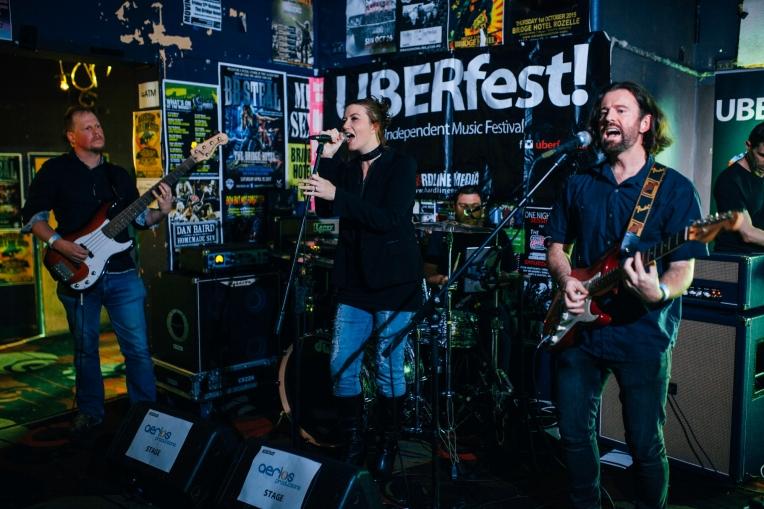 Piperlain Live at Uberfest